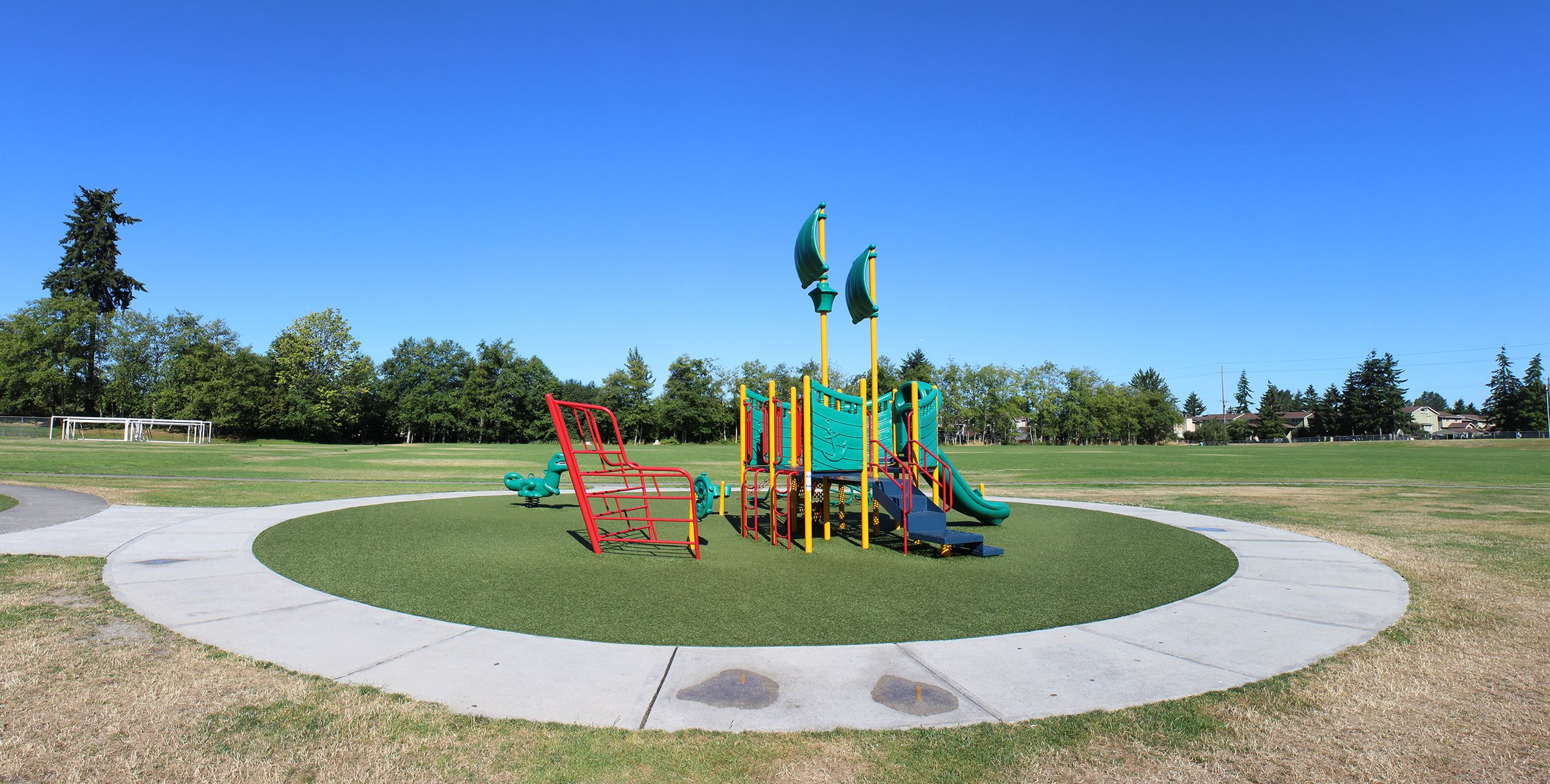 Parks & Playgrounds