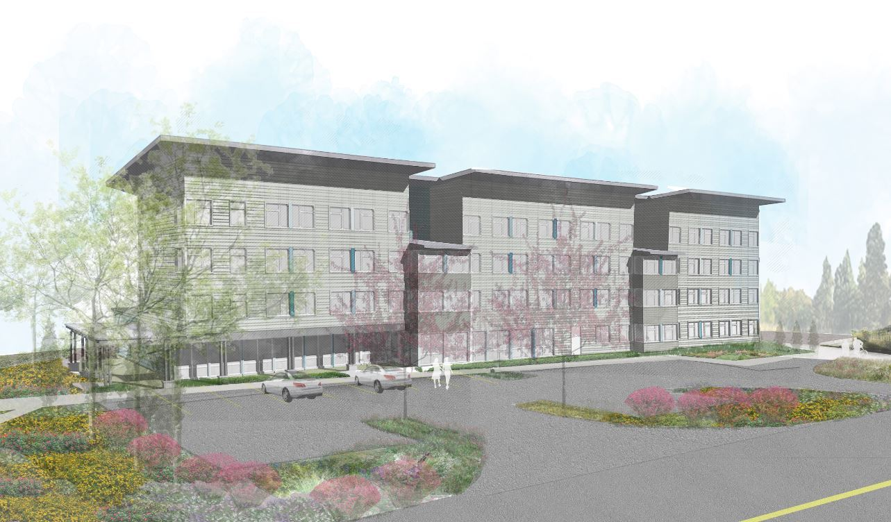 Supportive Housing Facility rendering 12-8-17 1