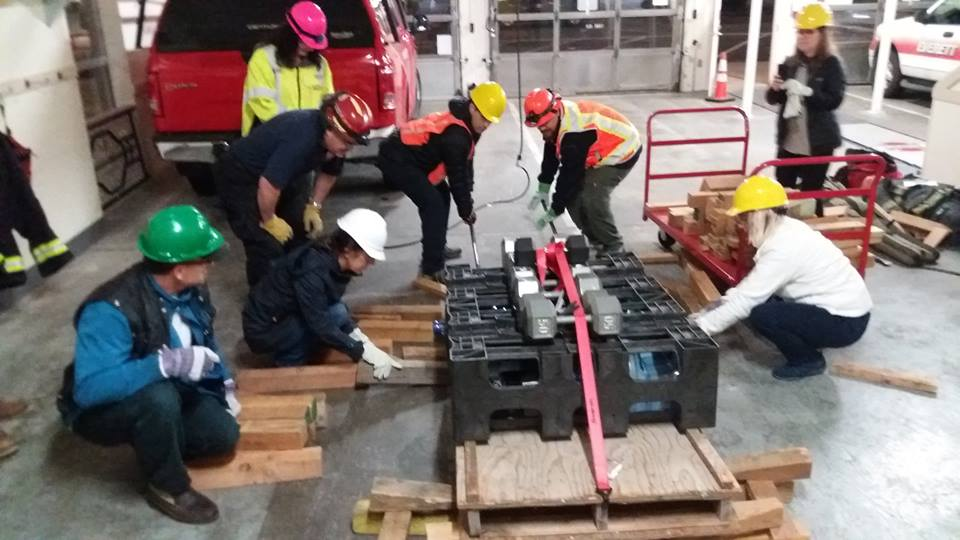CERT Lifting and Cribbing