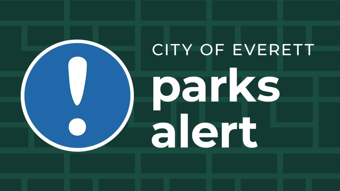 City of Everett parks alert