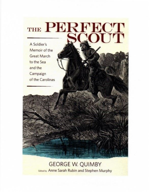 Image of the book cover of The Perfect Scout