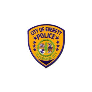 Everett Police Patch