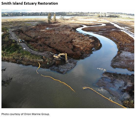 Smith Island Estuary Restoration