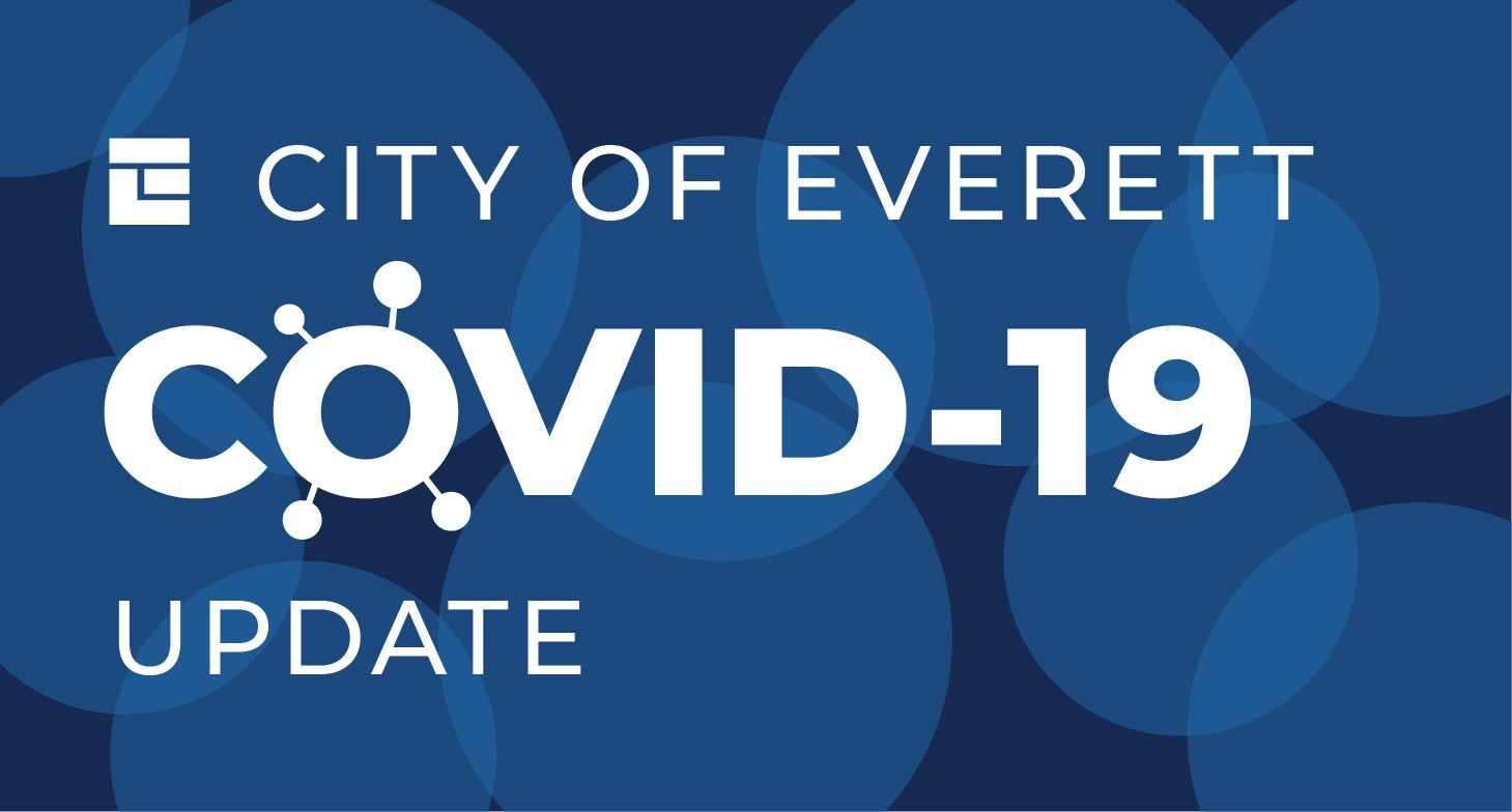 COVID-19 update from City of Everett