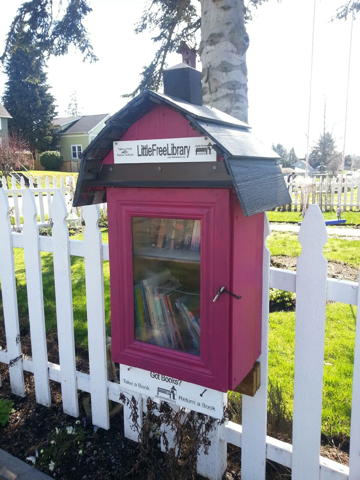 Little Free Library NW neigh