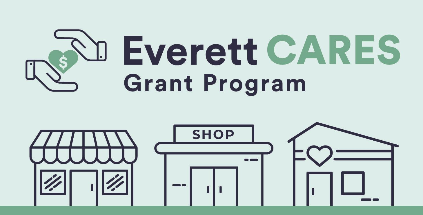Everett CARES graphic_news flash