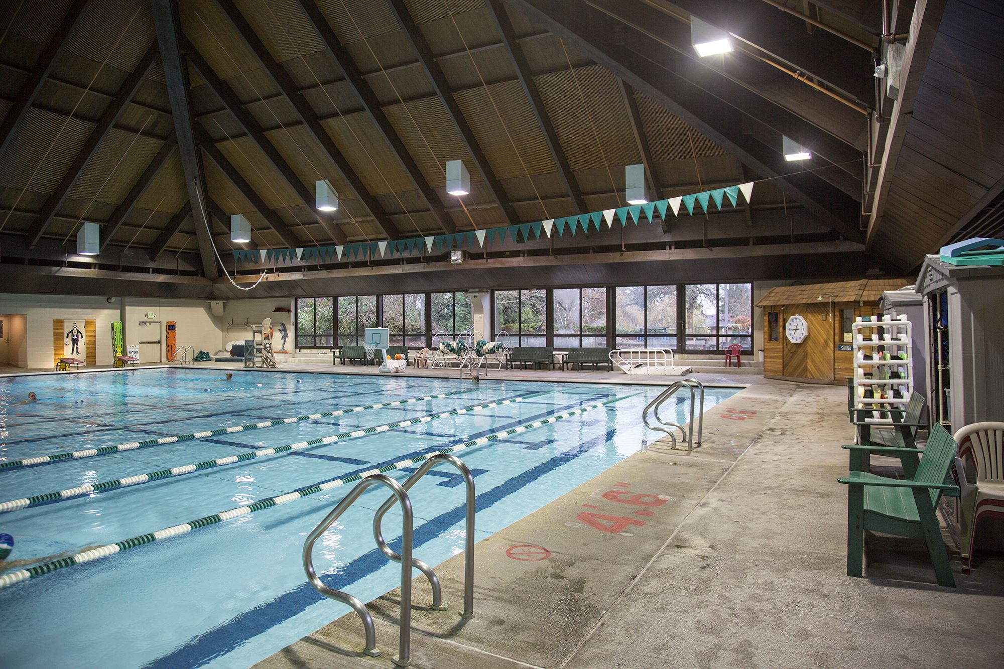Forest Park Swim Center