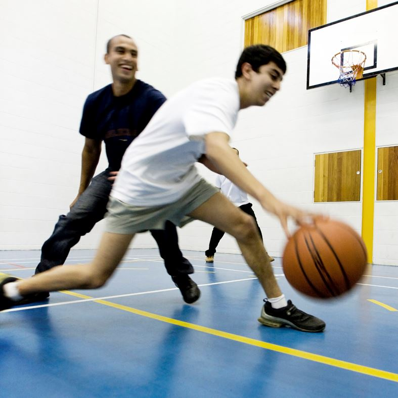 BASKETBALL LEAGUES adult 2