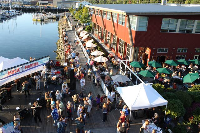 Free Waterfront Concerts