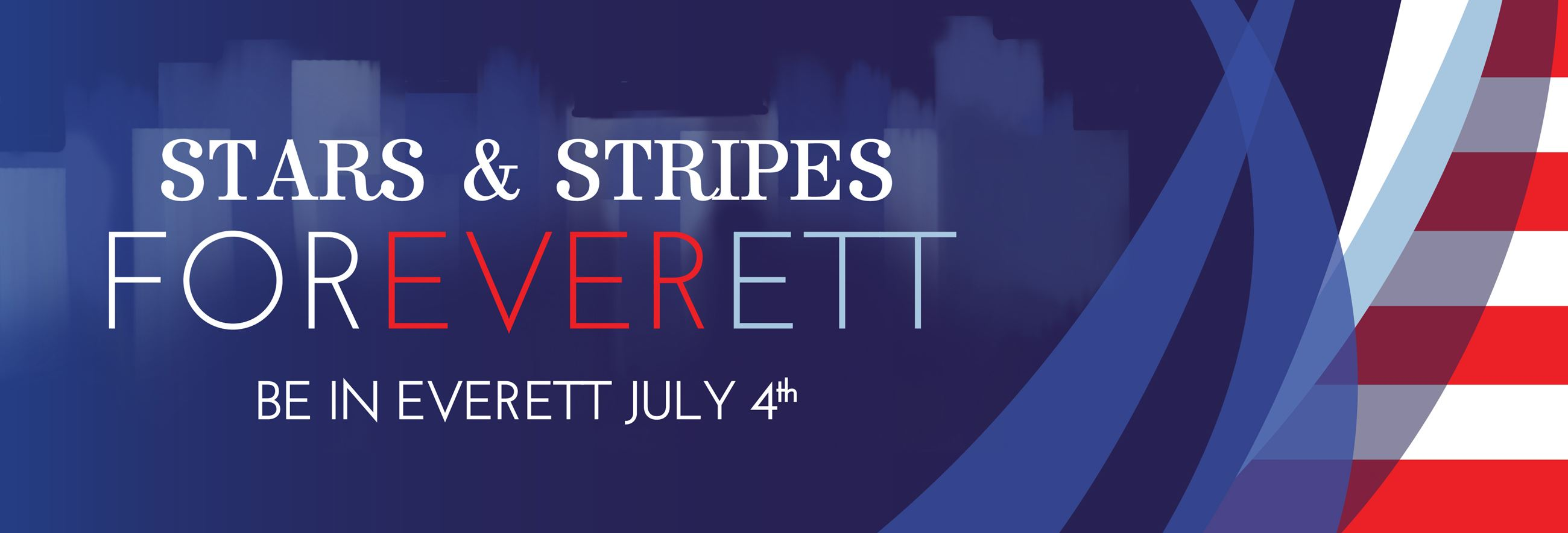 Be in Everett on July 4th