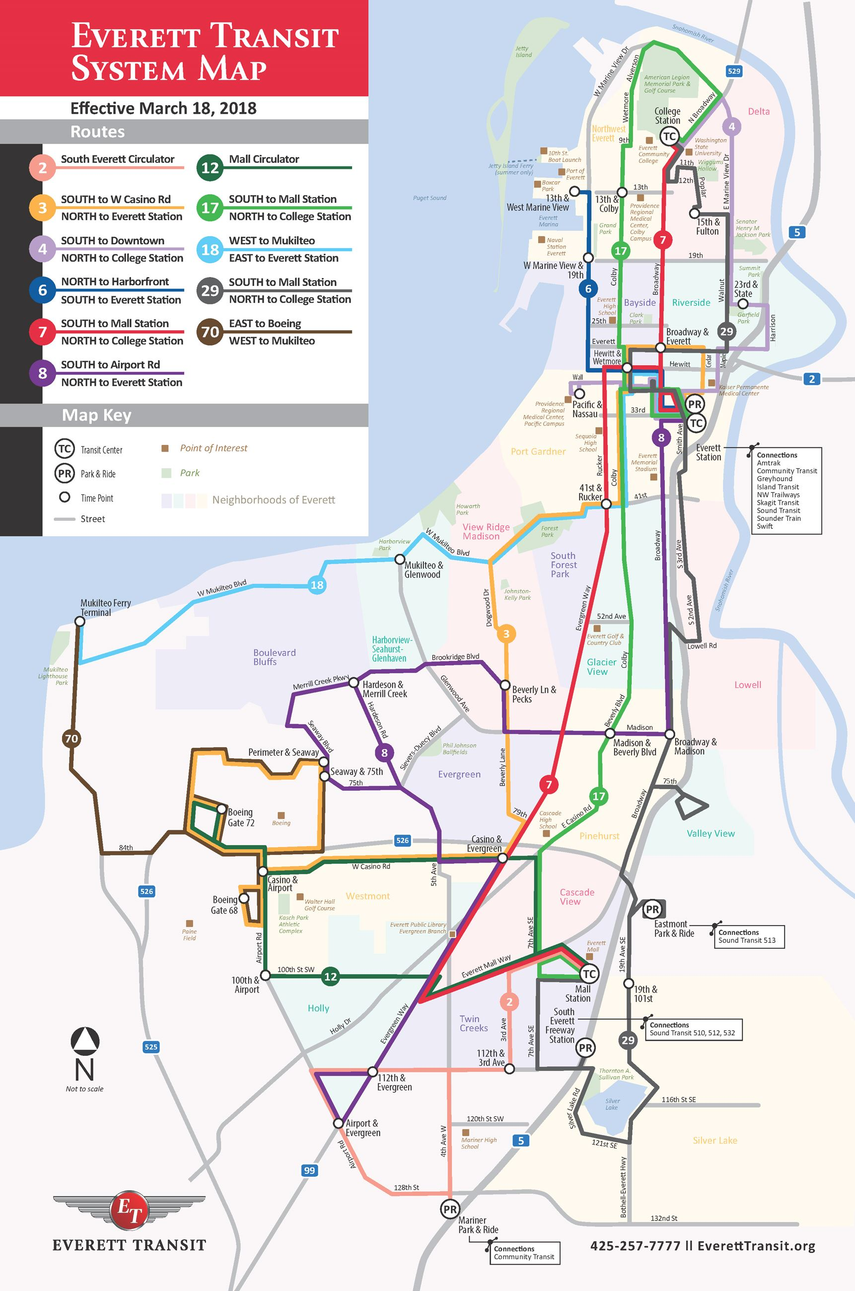 Transit System Map Opens in new window