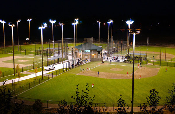 Phil Johnson Ball Fields